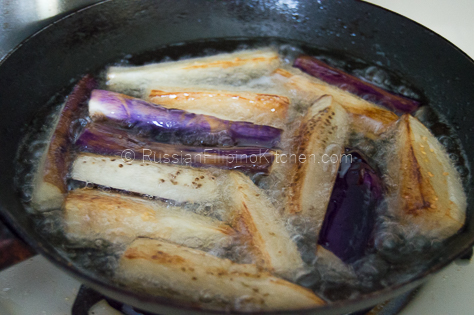 Eggplant With Ground Pork 05