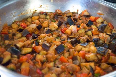 Ikra -Eggplant Caviar Spread 18