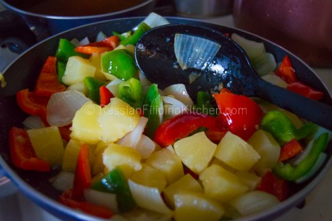 Sweet and Sour Pork Recipe 19