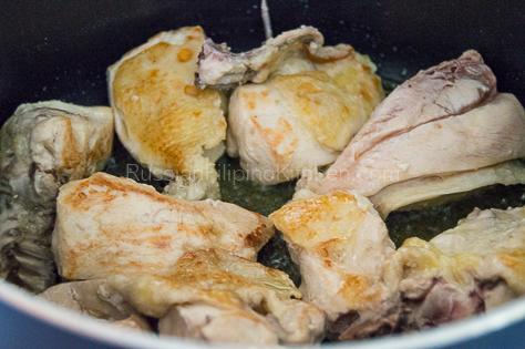 Pinatatasang Manok (Bone-in Chicken with Potatoes) 07