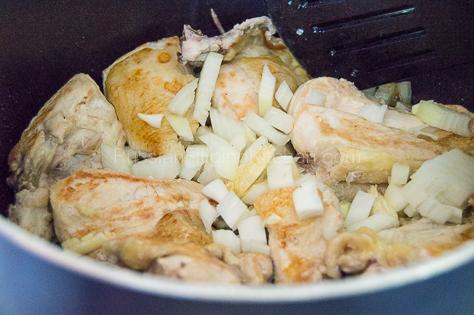 Pinatatasang Manok (Bone-in Chicken with Potatoes) 08