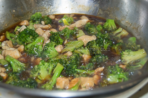 Teriyaki Chicken Broccoli Recipe 16