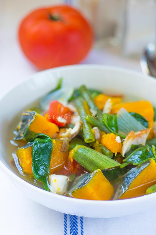 Law-uy Utan Bisaya Healthy Soup
