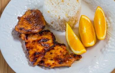 Filipino Homemade Chicken Tocino 12