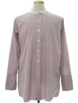 Supple Bullockandjones Bullock Jones San Jones Wiki Shirt Jones San Jones Mens Maroon Striped Fine Cotton Broadclothdress Shirt