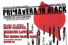 Tercera edición del Primavera In Black