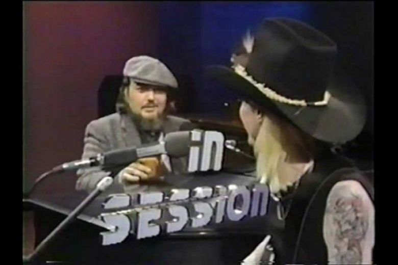 Johnny Winter & Dr. John – Live in Sweden 1987 (MVD Visual)
