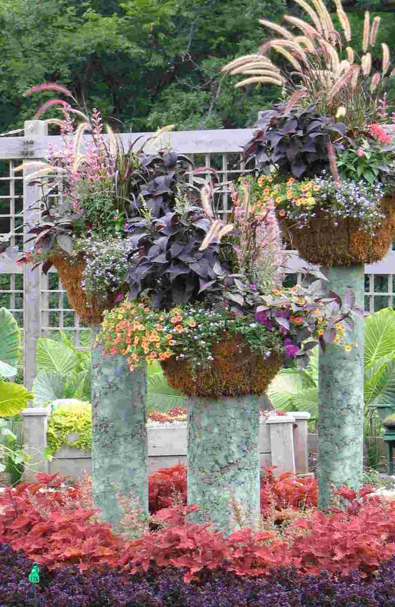Large Of Creative Garden Containers