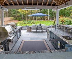 Pleasing Outdoor Kitchen Ideas Outdoor Kitchen Upgrade Your Barbecue Area To Increase Your Backyard Upgrade Ideas Fences Backyard Upgrade Ideas