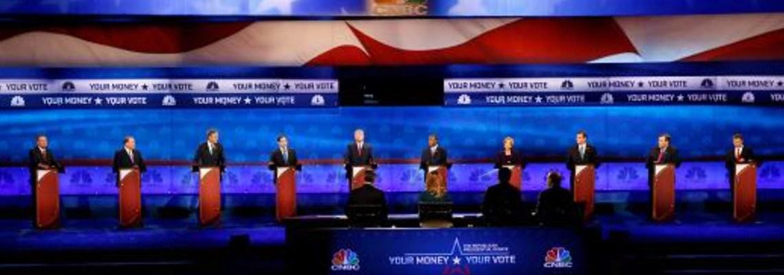 CNBC 2016 Republican Presidential Debate