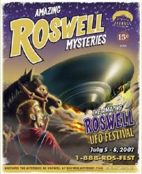 SLEEPING WITH THE ALIEN: THE ROSWELL UFO FESTIVAL