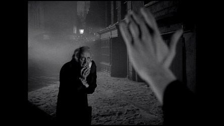 scrooge 1951 with xmas future