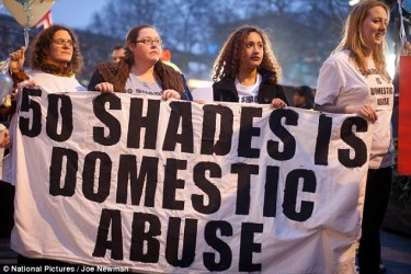 50 shades is domestic abuse