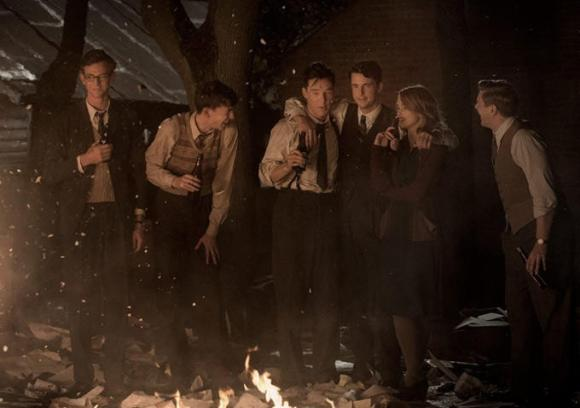 imitation game movie review england wwii