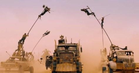 Mad Max must also battle the fiendish Cique Du Soleil!