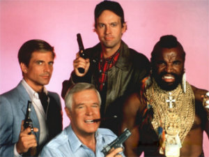 Best Episode Ever: The A-Team – Labor Pains.