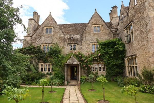 Kelmscott Manor, home of William Morris