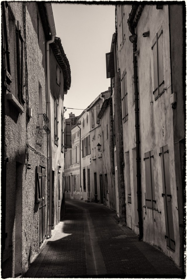 French Alley, Gruissan