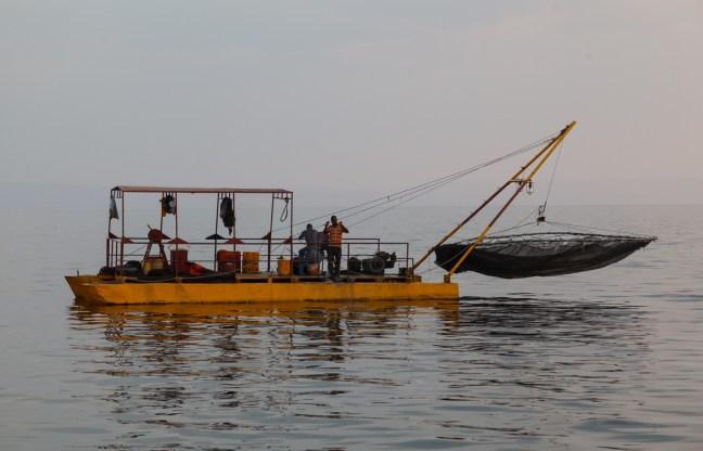 Kapenta Fishing On Lake Kariba