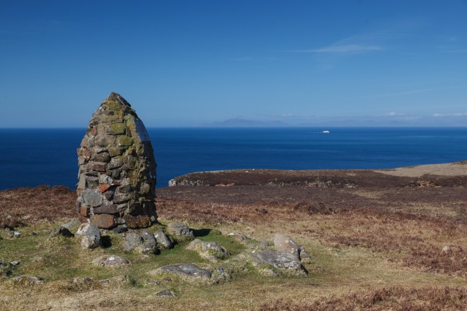 Cairn With A View