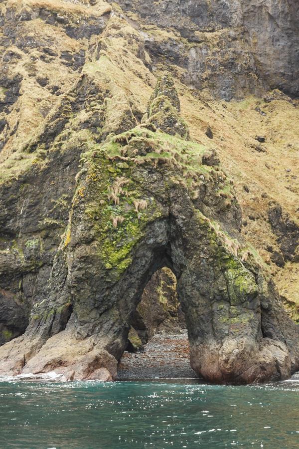 Rock Arch Off Canna