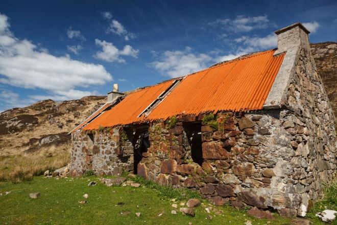 Ruin Near Loch A Ghlinne #2