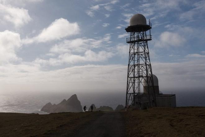 Radar Station And Dùn