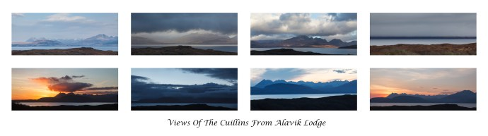 Views Of The Cuillins