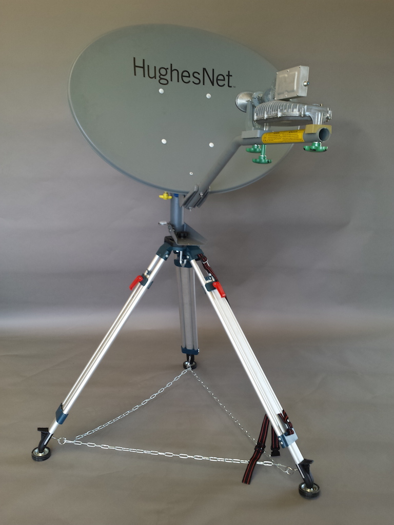Another New Rv Satellite Internet Option Mobile