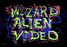 Wizard Alien Video