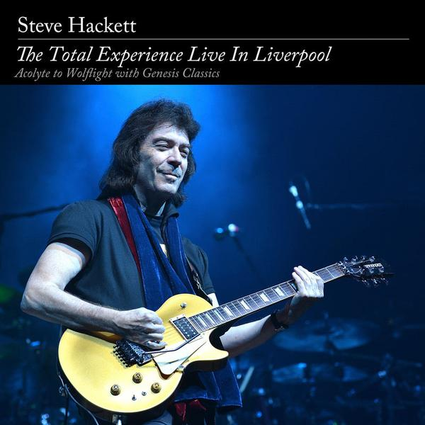 Steve HACKETT : Old, News and Blues !