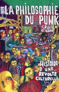 Couverture - La philosophie du Punk - Craig O'Hara