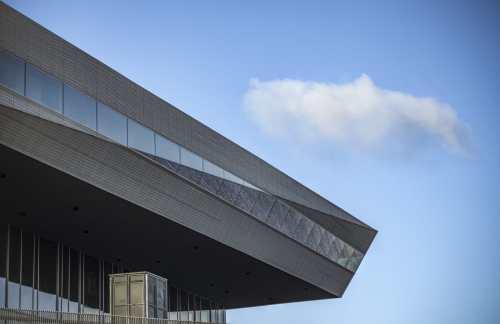 Schmidt/Hammer/Lassen│Dokk1 [Architecture Photography Denmark]