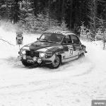 Hankiralli 1978. Börje Lönn ja Seppo Hupponen. Gr2 ja 1600 cc. Luokkavoitto. rallikari.fi