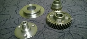 Ready made parts for Saab V4 Kugelfischer.