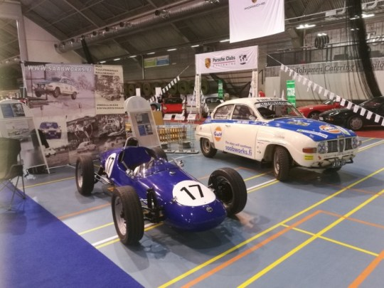 Leo Kinnunen´s workhorses in back 60´s and 1970
