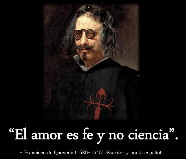 Frases célebres de Francisco de Quevedo