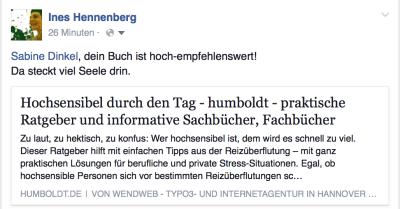 Ines-Hennenberg-Hochsensibel-durch-den-Tag-Sabine-Dinkel