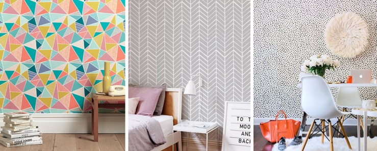 Tips and tricks for decorating with wallpaper