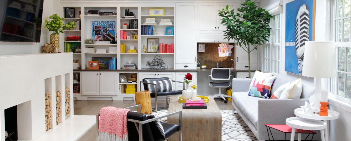 Shop My House: Living Room