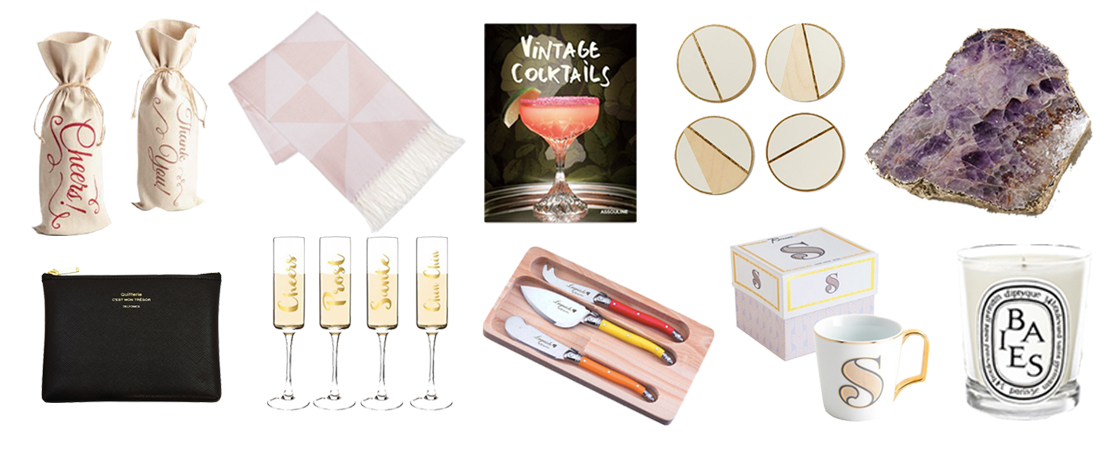 Shop: My Top 10 Holiday Hostess Gifts