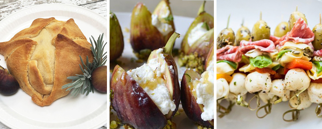 Simple Holiday Appetizers