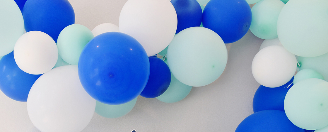 DIY: Balloon Garland