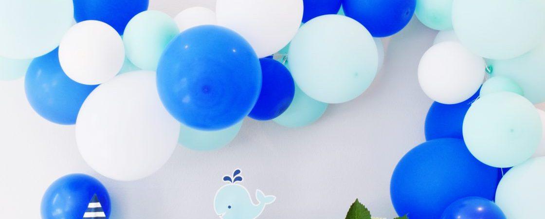 DIY: Balloon Garland