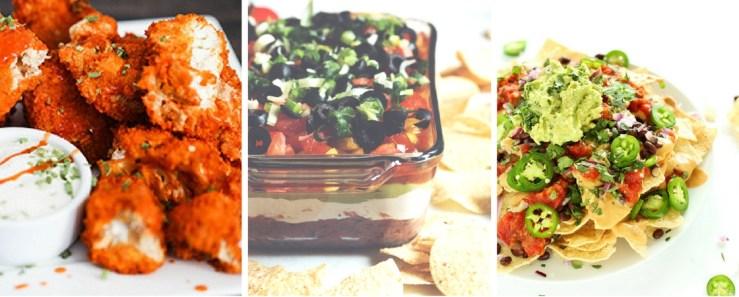 Vegan Tailgating Recipes