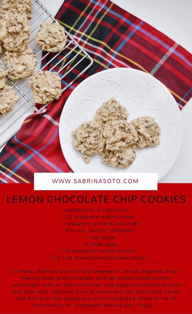 SS- Lemon Chocolate Chip Cookies Dec. (1)