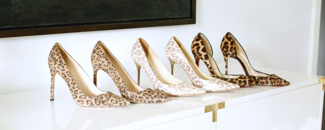 4 Ways to Style Leopard Print Heels