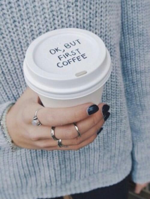 5 Reasons to love coffee