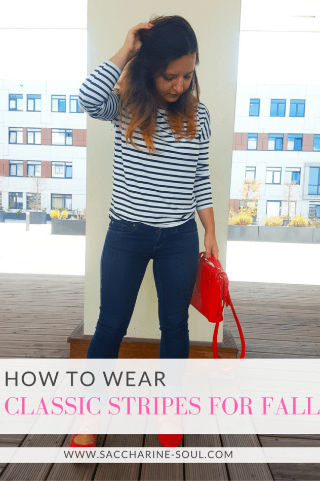 How to Wear Classic Stripes for Fall