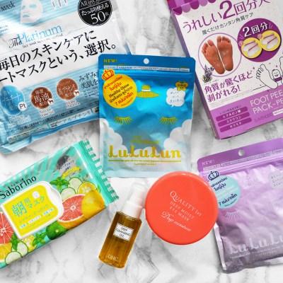 Japanese beauty haul_ft